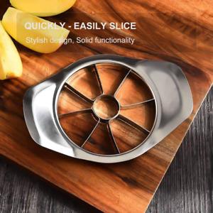 Stainless Steel Apple Slicer Cutter Corer Chopper Peeler Pear Fruit Easy Cut