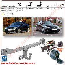AHK ES7 BMW E60 E61 Bj.2004-2010 Ohne M5 Anhängevorrichtung Anhängerkupplung NEU