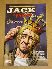 Jack of Fables Bad Prince DC Vertigo Matthew Sturges roman graphique 9781401218546