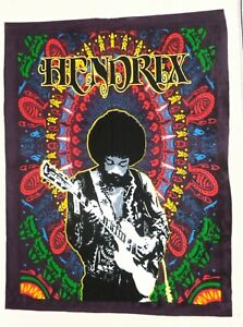 Jimi Hendrix Wall Tapestry Wall Poster Decor Wall Hanging Bedroom Decorate Flag