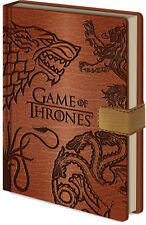 Game of Thrones - House Sigils Premium A5 Notebook SR72419