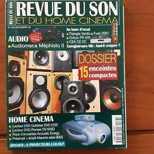 la Revue du son  N° 236 de 1999 -15 enceintes compactes-goldstar-pioneer - CA69