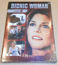 NEW/SEALED  The Bionic Woman (DVD Box Set) Complete Second Season