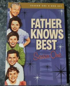 FATHER KNOWS BEST - SEASON ONE (DVD REGION 1)