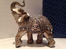 Lucky Buddha Elephant Ornament Gift Figurine