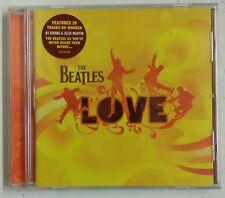The Beatles Love CD Europa 2006, 26 temas