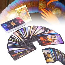 78 Karten Hexen Tarot Deck Karte Wahrsagekarten Orakelkarten Tarotkarten 10x6cm
