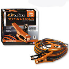 Deka Jumper Booster Cable, 6 ga 16 ft, 100% Copper Tangle Free, 00169 USA Made