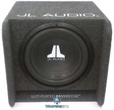 "JL AUDIO CP112W0V3 12"" PORTED SUB 600W ENCLOSURE SUBWOOFER SPEAKER BASS BOX NEW"