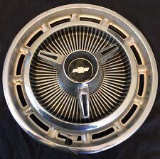 "Chevrolet Nova Chevelle Chevy II 2 Hubcap Wheelcover 1965 1966 SS 14"" Cap Cover"