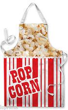 Popcorn Scatola Design Grembiule Barbecue Cucina Cucina Dipinto Grande Idea Regalo Cinema