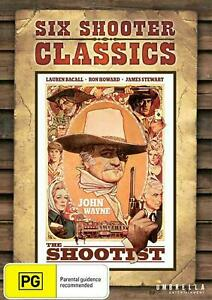 The Shootist (DVD) NEW/SEALED [All Regions]