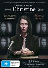 Christine (2016) NEW R4 DVD