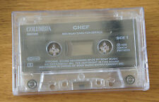 CHEF Chocolate Salty Balls SOUTH PARK Collectable RARE Cassette Tape