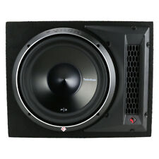 """Rockford Fosgate P3-1X12 12"""" 1200W Subwoofer Loaded Vented Enclosure Sub NEW"""