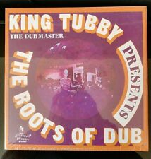 King Tubby The Dubmaster - Presents The Roots Of Dub SEALED