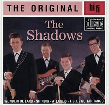THE SHADOWS : THE ORIGINAL / CD - TOP-ZUSTAND