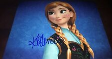 Kristen Bell Frozen Anna Actress Signed 11x14 Autographed Photo COA Proof 2 Look
