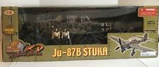 NEW The Ultimate Soldier GERMAN Ju-87B STUKA  1/18 Plastic Model Large Aircraft