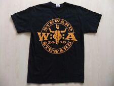 T-Shirt - Wacken 2016 - Steward - Gr.M - Nightwish Blind Guardian Rammstein