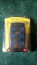 NOS Unopened Radio Shack Electronic Equipment Surge Protector Six Outlet 61-2431