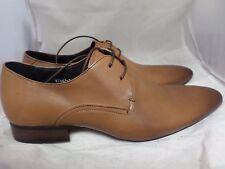 RENOMA Tan Leather Mens Brogue Style Shoes UK 8 EU 42 LG04 73 SALEw