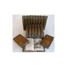 HISTOIRE NATURELLE des OISEAUX de BUFFON en 18 Tomes 262 gravures 1770/1785 RARE