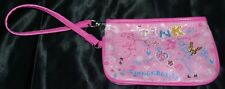 Tinkerbell Tink Pixie Power Handbag Hand Bag Purse Makeup Make Up Pouch Girls