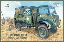 IBG Models 1/35 Bedford QLB Bofors Gun Tractor  #35018 *nEW*sEALED*