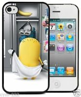 Coque Case HOUSSE silicone Iphone / Samsung Minions Moi Moche SEXY NU Hard Soft