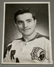 QHL 1954-55 Valleyfield Braves Andre Payette Photo