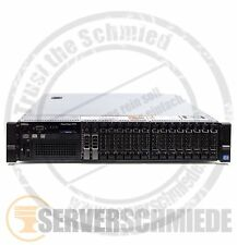 Dell PowerEdge R720 2x 480GB SSD 2x Xeon E5-2665 8x 2.40 GHz 256 GB 16x16 Server