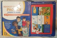 Hooked on Phonics -Levels 1-5 K-2 Audio Cassette Edition age 3-8