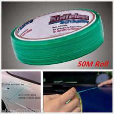 50M Roll (164 Ft) Knifeless Tape Finish Line Vinyl Wrap Cutting Tape For Stripes