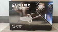 *#12 STAR TREK DISCOVERY STARSHIPS COLLECTION U.S.S. ENTERPRISE NCC-1701 WARS