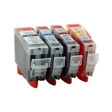 4 Ink Cartridge PGI-5 BK CLI-8 For Canon PIXMA iX4000 iX5000 MP510 MP520 Printer