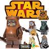 Ewoks Star Wars Minifiguren -  Kampf um Endor Wicket Logray Dart Vader Figur