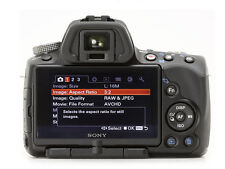 "ACMAXX 3.0"" HARD LCD SCREEN ARMOR PROTECTOR -SONY SLT-A77 A77II II SLT-A65 A77M2"