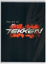 The Art Of Tekken Graphic Art Collector's 10th Anniversary Book Brady Games 2005