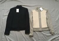 New Womens Reiss Mazzy Quilted Jacket Sizes XS S M L