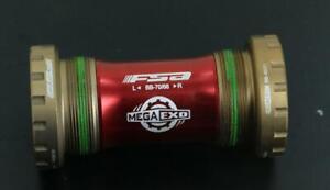 FSA MegaExo Crankset Bottom Bracket BSA 68mm English Threaded Road External NEW