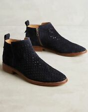 Anthropologie Hudson Revelin Perforated Boot size 10 MSRP: $148 Suede H London