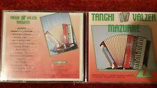 COMPILATION - TANGHI VALZER MAZURKE VOL. 2.  CD
