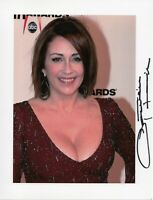Patricia Heaton Autographed 8.5 x 11 in. Photo The Middle Raymond As Pictured