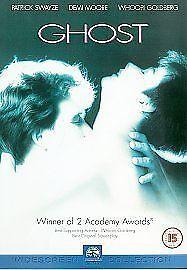 Ghost DVD (2001)