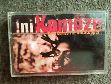 Ini Kamoze Here Comes the Hotstepper Cassette