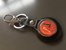 Accuracy International Sniper Rifles,  Guns/ Firearms Real Leather Key rings