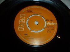 "HARRY NILSSON - Everybody's Talkin' - 1969 UK 2-track 7"" vinyl single"