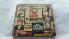 The Who,Then and Now,Best of,Greatest Hits,Digipak,CD,Album,New,Sealed,Music,WOW
