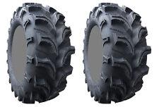 Pair 2 Interco Vampire II 28x11-14 ATV Tire Set 28x11x14 2 28-11-14